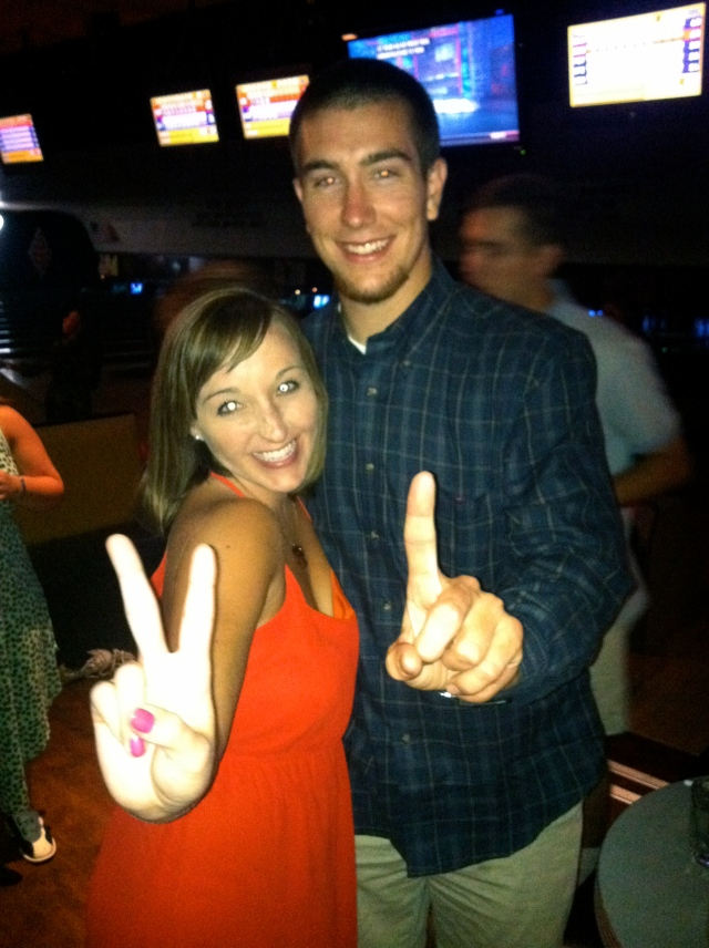 My 21st with my birthday friend Ben!