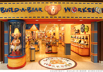 I loved this place as a child... I'd be lying if I told you my Build-a-Bear and I didn't have matching Limited Too tank tops....