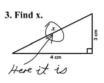 How I (wish I could) do geometry...